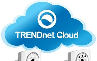 TRENDnet Ships Cloud IP Cameras