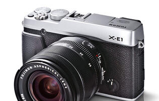Fujifilm X-E1 - A Concentrated Mirrorless Camera