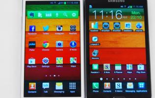 5-inch Full HD Phones from Huawei, LG, Samsung and Sony Coming in 1H 2013