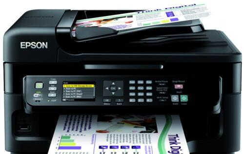 Epson Expands Business Product Line with Inkjet, Monochrome LED, and Stationery Label Printers