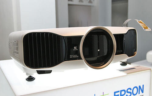 Epson Refreshes Its 3D and Interactive Projector Lineups with 8 New Models
