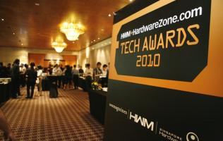 HWM+HardwareZone.com Tech Awards 2010 & Reader's Choice Results