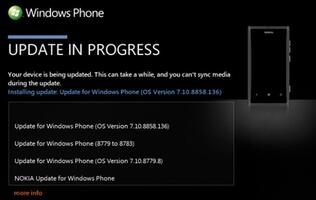 Windows Phone 7.8 Update Rolls Out to Nokia Lumia 800