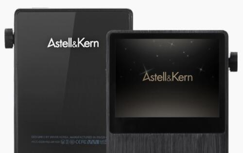 iriver Debuts Astell&Kern HD Portable Audio Player Capable of MQS Playback