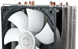 Evercool Introduces Venti CPU Cooler