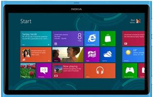 Nokia to Unveil 10.1-inch Windows RT Tablet at MWC 2013?