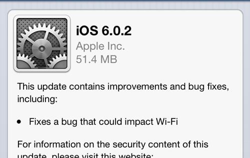 iOS 6.0.2 Update Causing Battery to Drain Faster on the iPhone 5 and iPad mini?