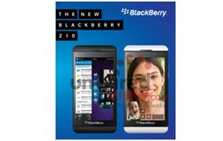 RIM Names the First BlackBerry 10 Phone as Z10