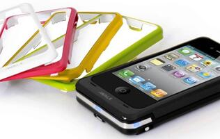 iWalk Debuts Chameleon Lineup of High Capacity Power Cases for iPhone 4/4S and Galaxy S3