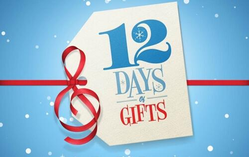 Apple Offers One New Gift Daily via iTunes 12 Days of Gifts App