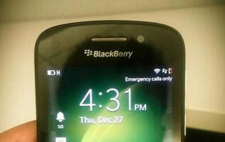 Clearer Photos of BlackBerry X10 (N-Series) Emerge