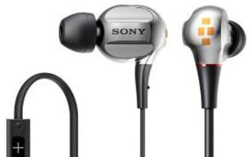 Sony's Next Generation XBA In-Ears Released