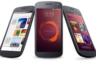 Ubuntu Shows Off New Phone OS