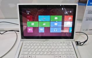 MSI's Slider S20 Convertible Ultrabook to Launch in Q1 2013