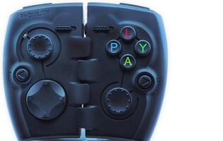 PhoneJoy to Present Compact Gamepad, Play, at CES 2013