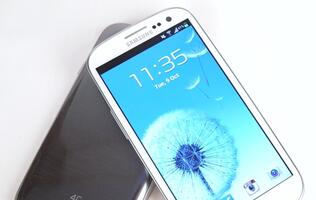 Samsung Galaxy S IV at CES 2013 Behind Closed Doors