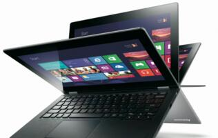 Lenovo Unveils 11-inch Yoga 11S and Thinkpad Helix