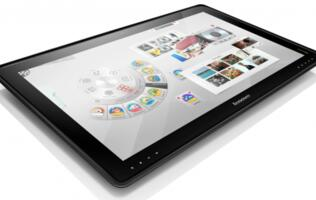 Lenovo Reveals 27-inch Ideacentre Horizon Table PC