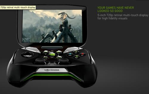 NVIDIA Debuts Project Shield Handheld Gaming System at CES 2013 (Updated)