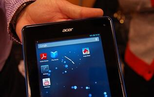 Acer Announces the Iconia B1-A71, An Entry Level 7-inch Jelly Bean Tablet
