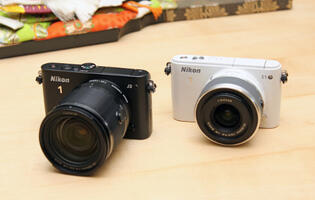 Nikon Unveils Two New Nikon 1 Cameras & Two New COOLPIX Compacts