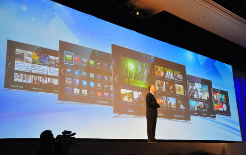 Samsung Introduces Revamped Smart Hub and S-Recommendation with Voice Interaction Feature on 2013 Smart TV Range