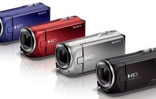 Sony Rolls Out New Handycam Range at CES 2013