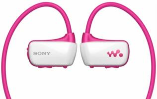 Sony Introduces New Waterproof and Wire-free Walkman (Updated)