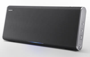 Audio Goes Wireless with Sony's New Speakers at CES 2013