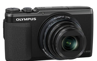 Olympus' New SH-50 is the Most Stabilized Compact Camera in the World