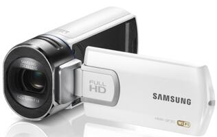 Samsung Camcorder QF30 to be Showcased at CES 2013