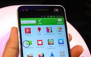 ZTE Announces Thinnest 5-Inch FHD Quad-Core Grand S at CES 2013