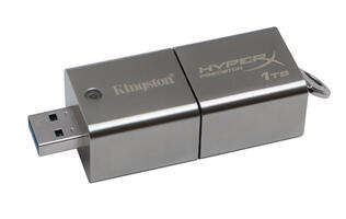 Kingston Announces the World's Largest Capacity Thumbdrive at CES 2013