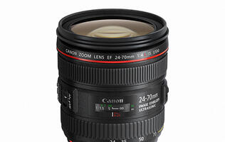 Canon 24-70mm f/4 and 35mm f/2 Lenses Arrive in Singapore
