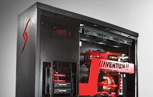 US-Based System Builder Digital Storm's Aventum II Chassis Unveiled