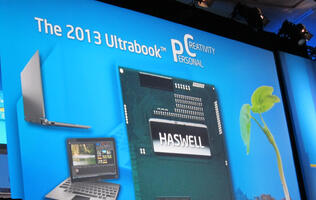 Intel Makes Touchscreens Mandatory on Future Ultrabooks