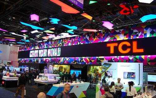 TCL Shows Off Extreme TVs at CES 2013