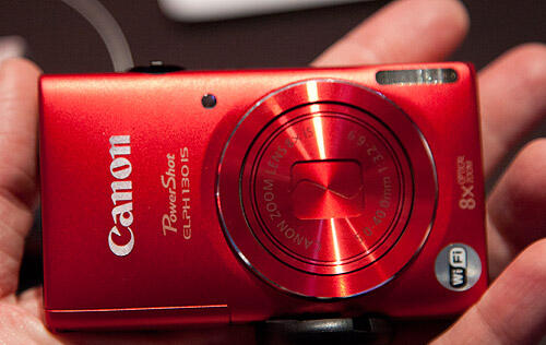 Canon Updates Compact Line-Up with New PowerShot Cameras