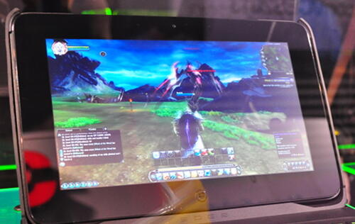Hands-on: Razer Edge & Gaming Accessories