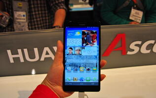 Hands-on: Huawei Ascend Mate