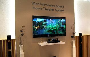 Hands-on: LG BH9430PW 9.1-channel Home Theater Speaker System
