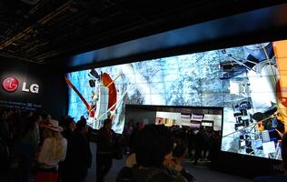 CES 2013: LG's Push for Ultra HDTVs, OLED TVs and the Smart Home