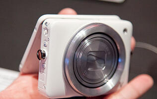 Hands-on: Canon PowerShot N