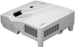 NEC UM Series Projectors Provide Big Performance in Constrained Spaces