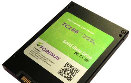 Foremay Launches World's First 2TB SSD