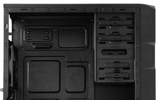 Cougar Spike Mini Gaming Chassis Delivers Expansion Capabilities