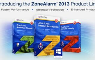 Check Point ZoneAlarm 2013 Offers Comprehensive Privacy Protection