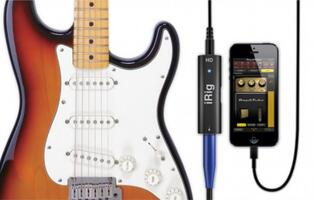 IK Multimedia Introduces Next Gen iRig Guitar Interface Adapter