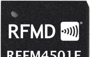 RFMD Introduces 5GHz WiFi Module for 802.11ac Notebook and Mobile Equipment Applications