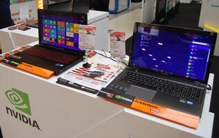 Lenovo IdeaPad Y500 Makes Appearance at NVIDIA Day